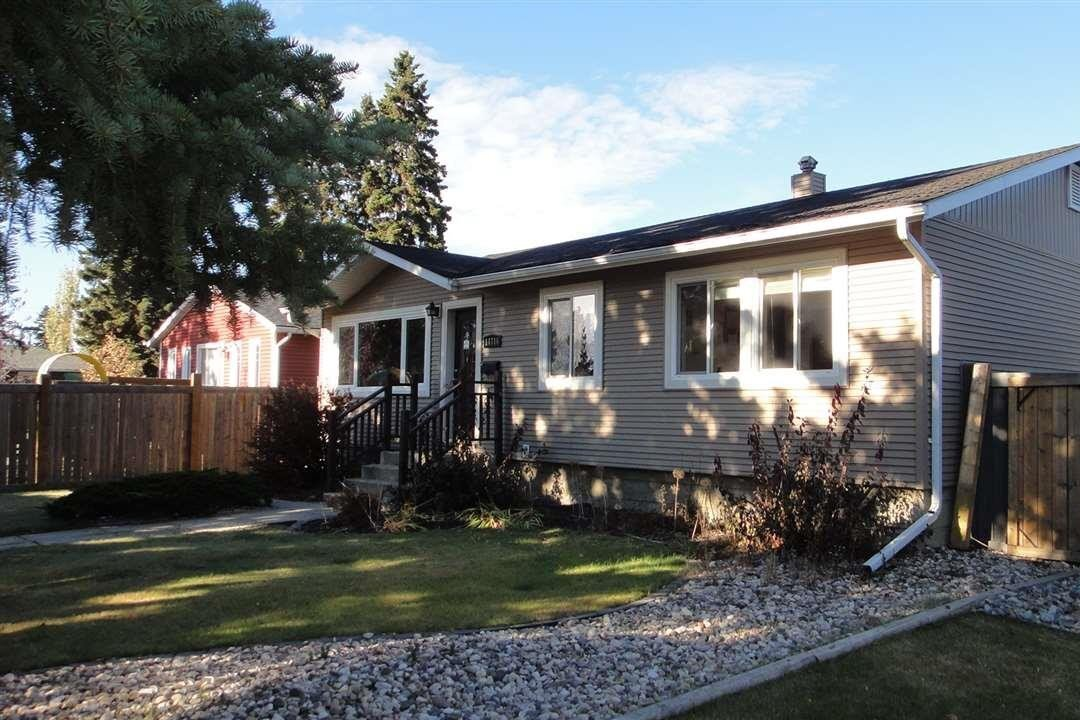 House for sale at 14716 90 Av NW Edmonton Alberta - MLS: E4219553