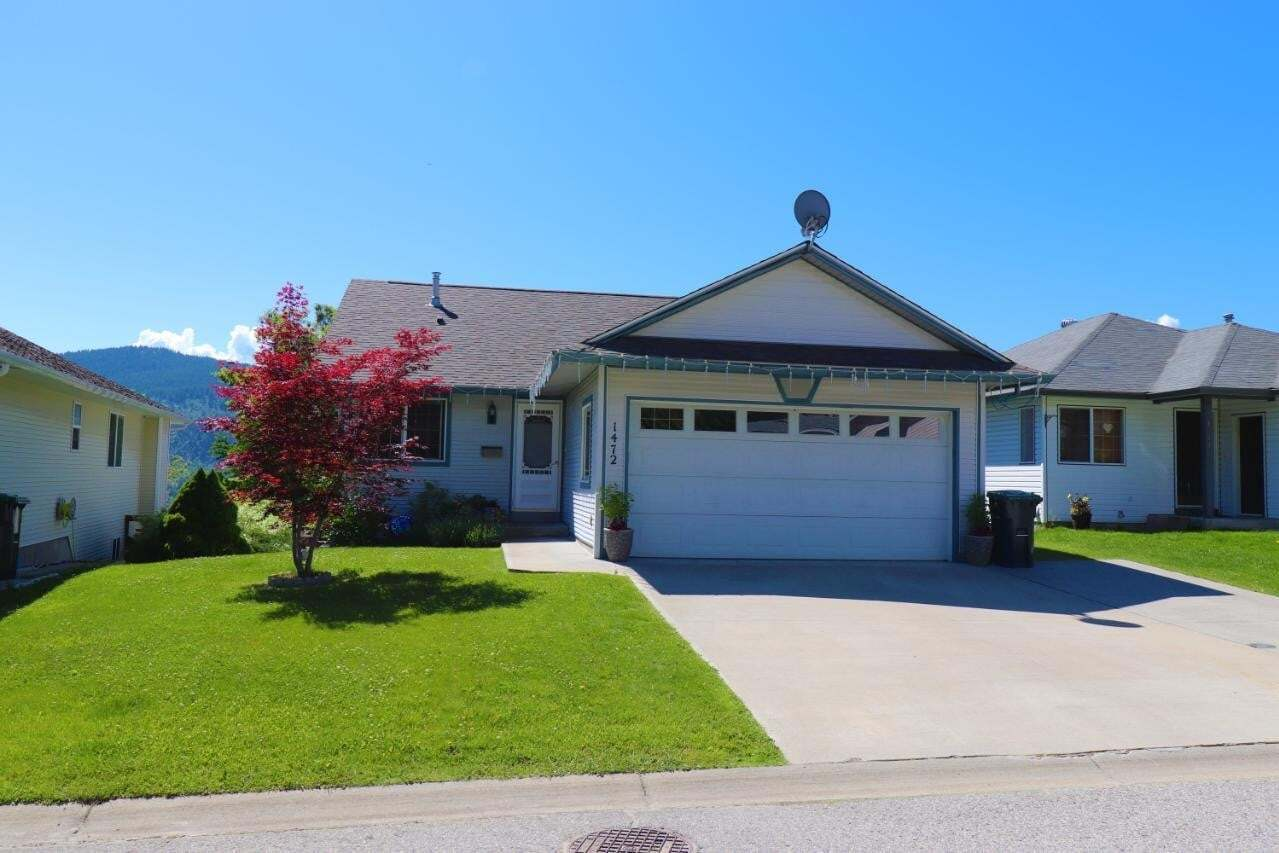 House for sale at 1472 Emerald Crescent  Castlegar British Columbia - MLS: 2452609