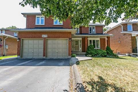 House for sale at 1472 Stationmaster Ln Oakville Ontario - MLS: W4548418
