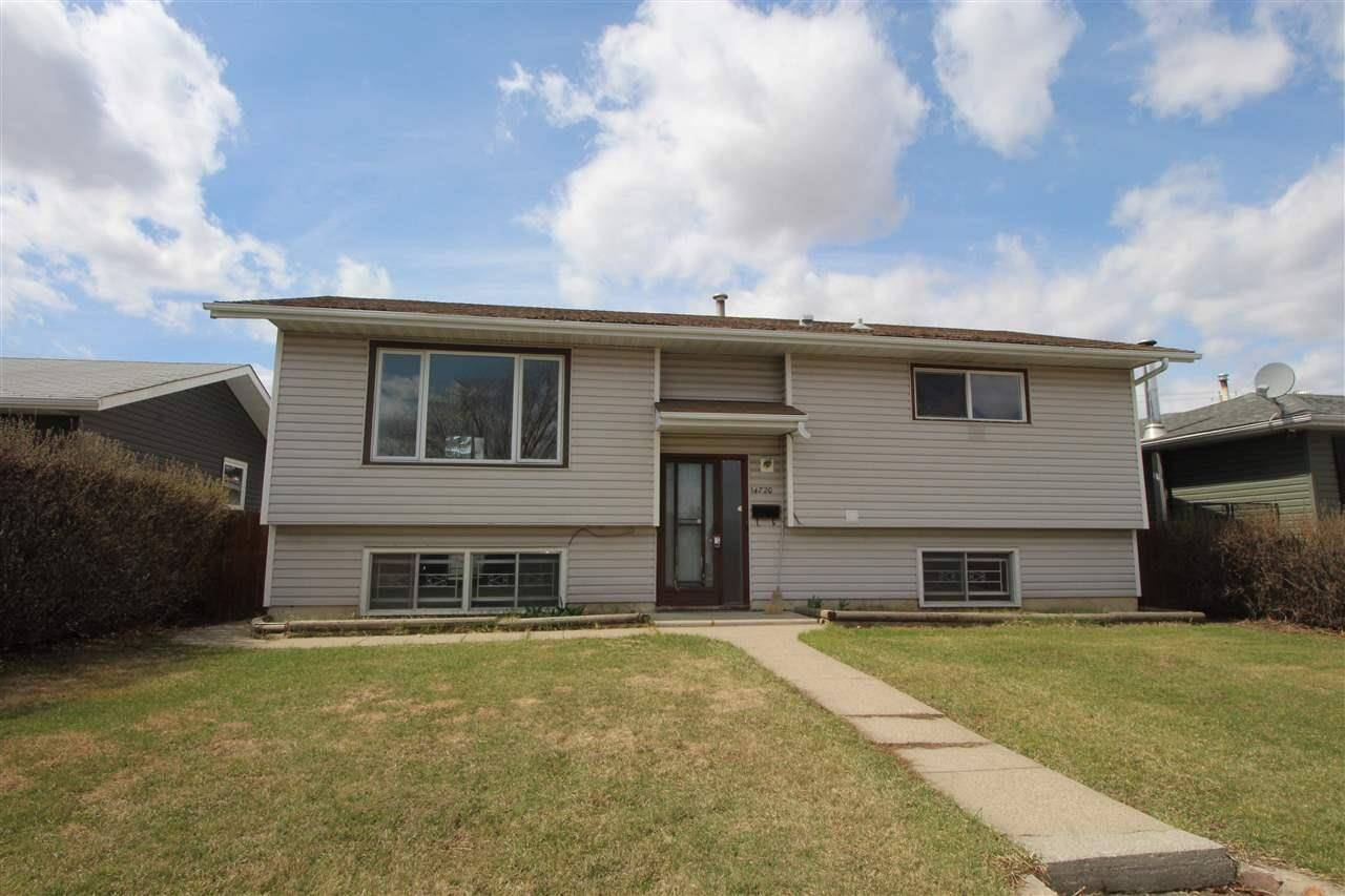 House for sale at 14720 96 St Nw Edmonton Alberta - MLS: E4166466