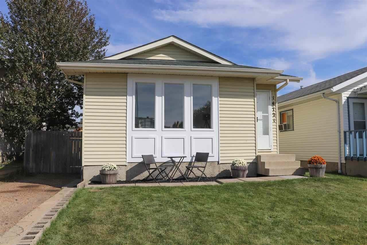 House for sale at 14721 35 St NW Edmonton Alberta - MLS: E4212450