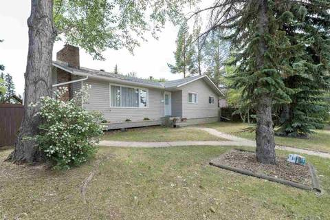 House for sale at 14723 87 Ave Nw Edmonton Alberta - MLS: E4147377