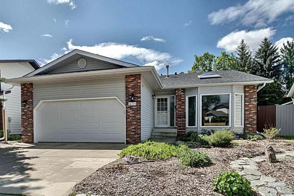 House for sale at 14725 46 Av NW Edmonton Alberta - MLS: E4200100