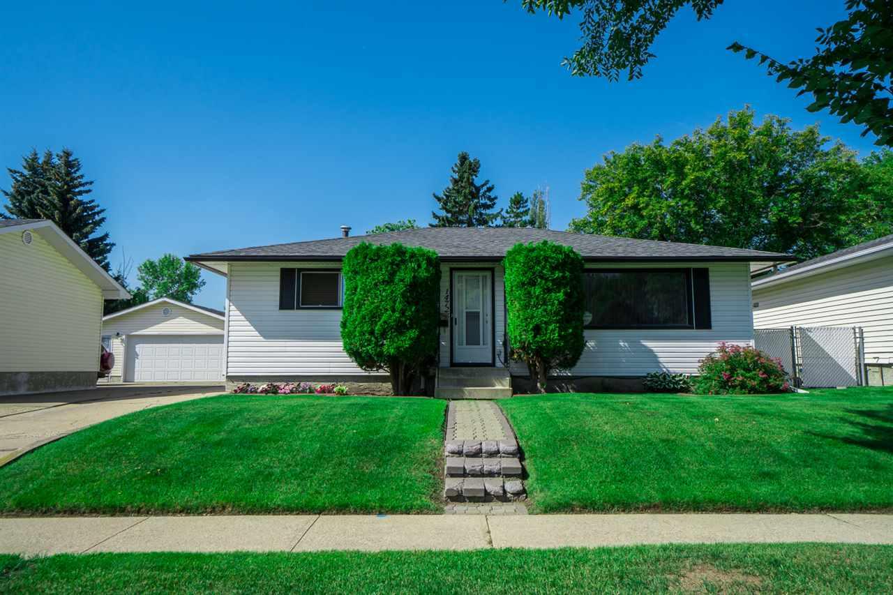 For Sale: 14728 61a Street, Edmonton, AB | 4 Bed, 3 Bath House for $339,900. See 25 photos!
