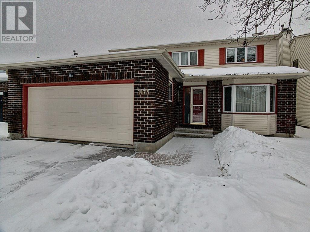 Removed: 1473 Bourcier Drive, Orleans, ON - Removed on 2020-02-24 04:21:02
