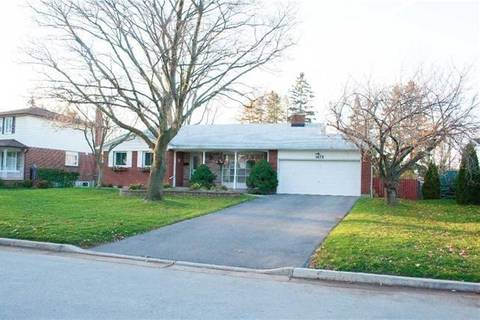 House for rent at 1473 Willowdown Rd Oakville Ontario - MLS: W4409116