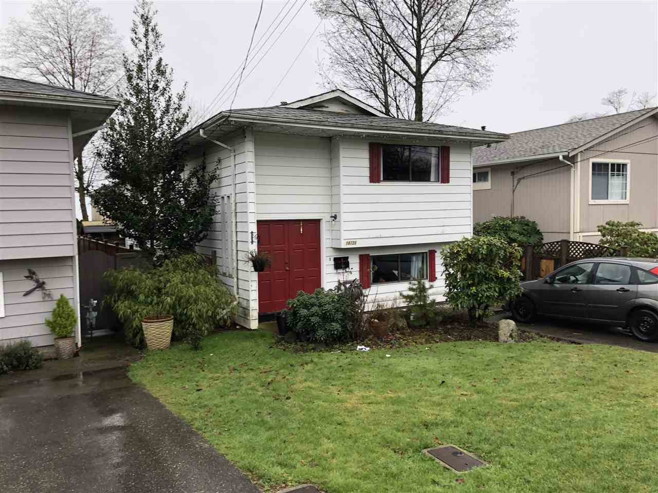 For Sale: 14738 Goggs Avenue, White Rock, BC | 4 Bed, 3 Bath House for $988,000. See 8 photos!