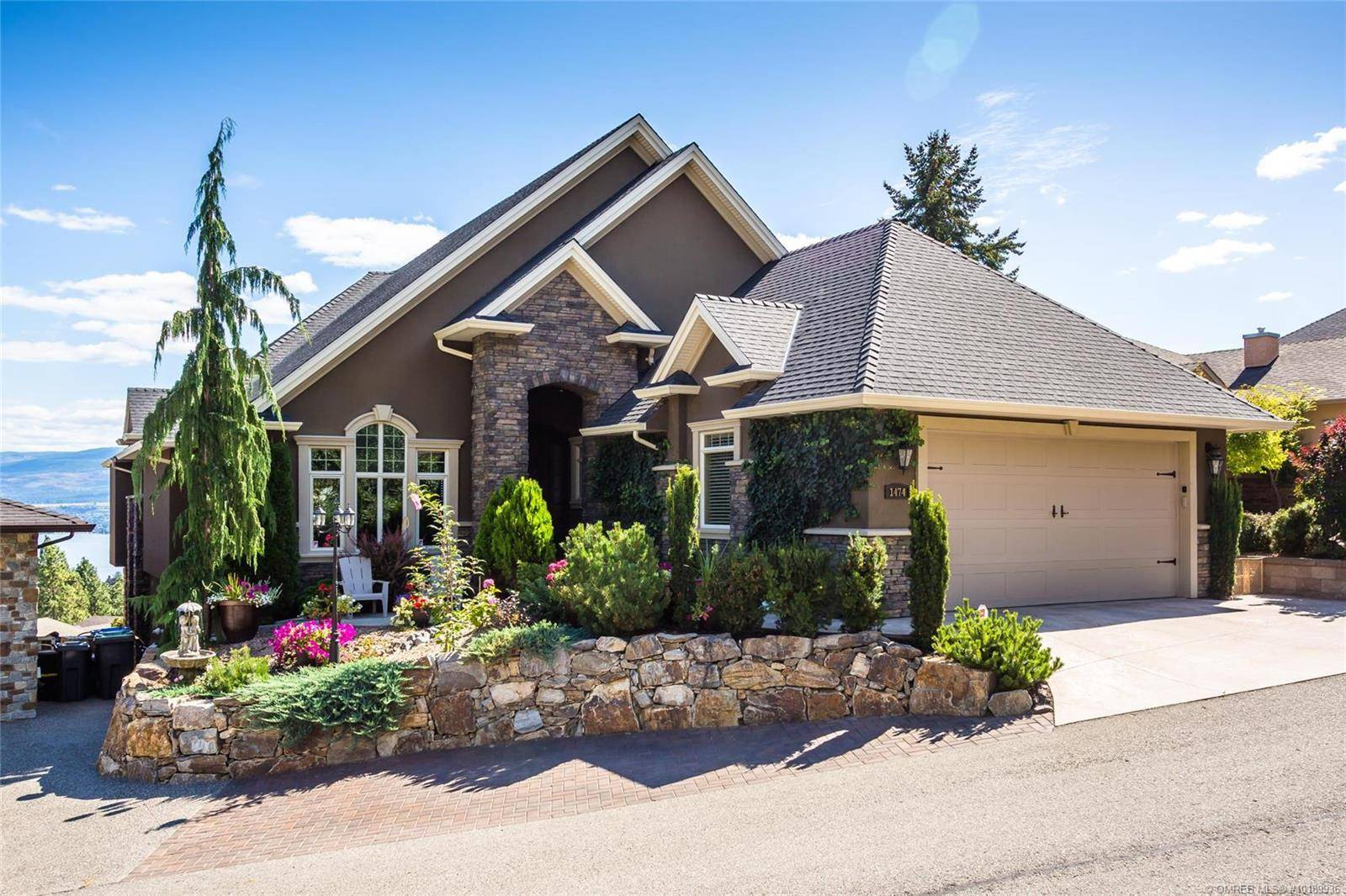 House for sale at 1474 Gregory Rd West Kelowna British Columbia - MLS: 10189936