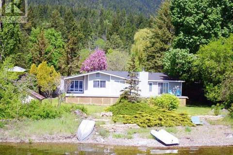 House for sale at 1475 Lake Rd Chase British Columbia - MLS: 152055