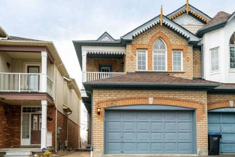 Townhouse for sale at 1476 Inuit Tr Mississauga Ontario - MLS: W4425362