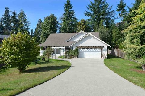 House for sale at 1476 Sunset Pl Gibsons British Columbia - MLS: R2444031