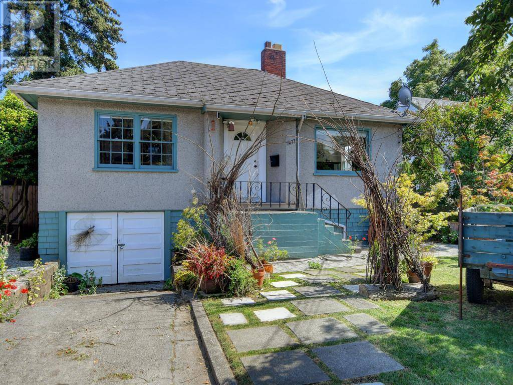 House for sale at 1477 Hillside Ave Victoria British Columbia - MLS: 412770