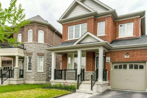 Townhouse for sale at 1479 Haws Cres Milton Ontario - MLS: W4481418