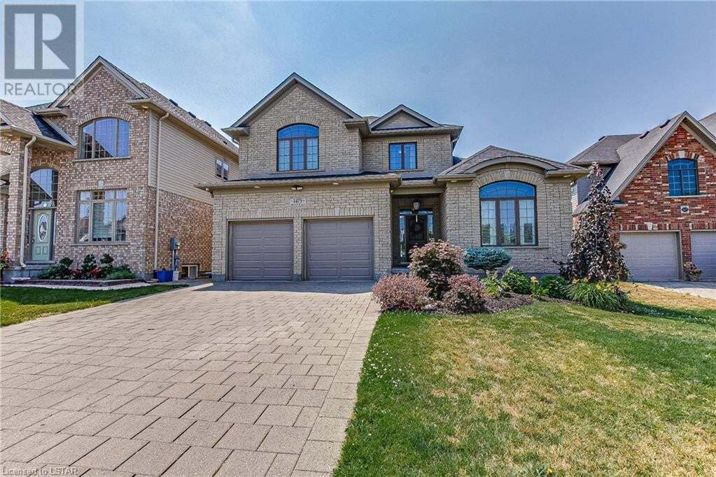 House for sale at 1479 Privet Pl London Ontario - MLS: 273371