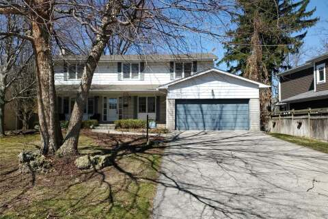 House for sale at 1479 Seagram Ave Oakville Ontario - MLS: W4779264