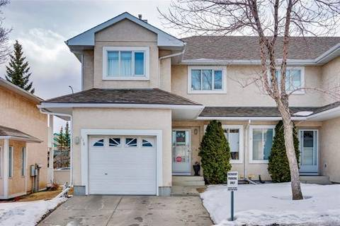 Townhouse for sale at 388 Sandarac Dr Northwest Unit 148 Calgary Alberta - MLS: C4291122