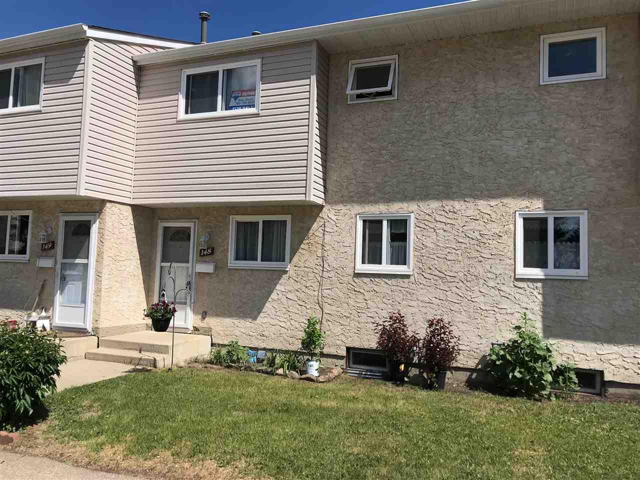 For Sale: 148 - 5231 51 Street, Bon Accord, AB | 3 Bed, 2 Bath Condo for $159,900. See 15 photos!