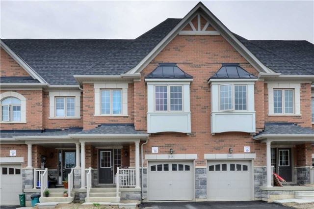For Sale: 148 Agava Street, Brampton, ON | 3 Bed, 3 Bath Townhouse for $639,900. See 20 photos!