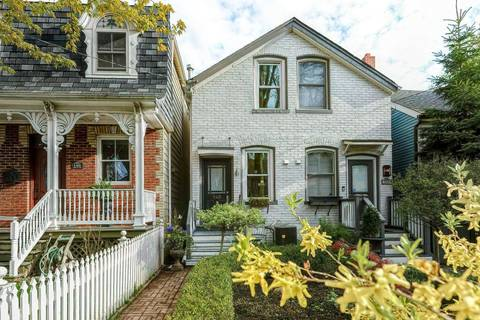 Townhouse for sale at 148 Amelia St Toronto Ontario - MLS: C4456990
