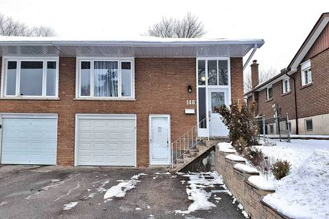 Townhouse for sale at 148 Angus Dr Toronto Ontario - MLS: C4694506