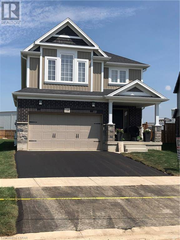 House for sale at 148 Bradshaw Dr Stratford Ontario - MLS: 231628