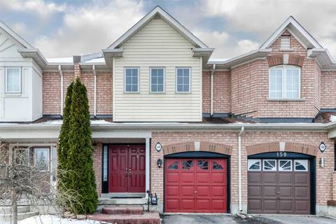 Townhouse for sale at 148 Brussels Ave Brampton Ontario - MLS: W4663359