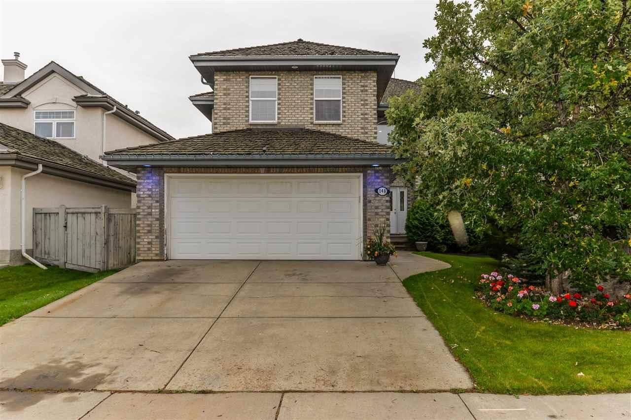House for sale at 148 Darlington Cres Nw Edmonton Alberta - MLS: E4174150