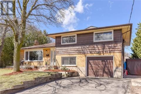 House for sale at 148 Elkington Dr Kitchener Ontario - MLS: 30720775