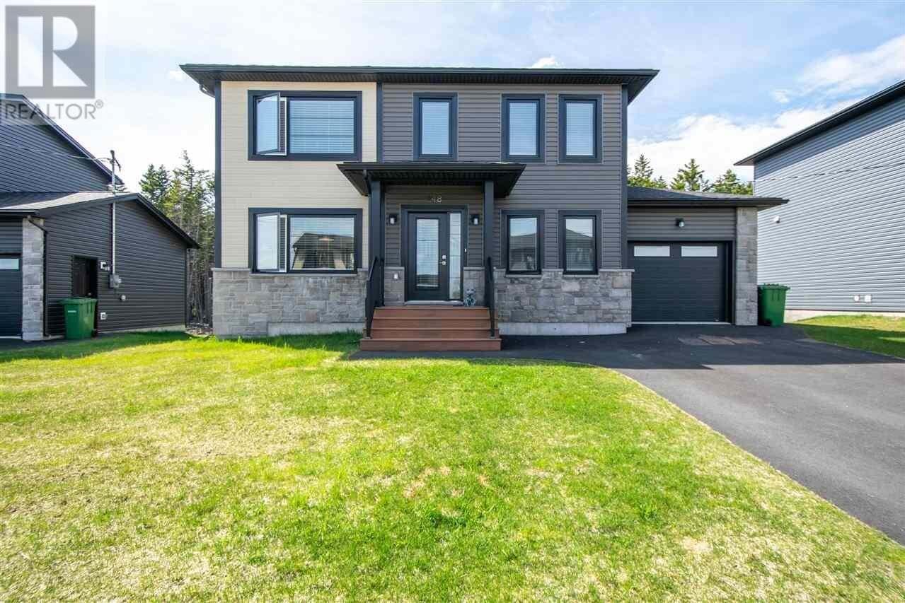 House for sale at 148 Hamilton Dr Middle Sackville Nova Scotia - MLS: 202008527