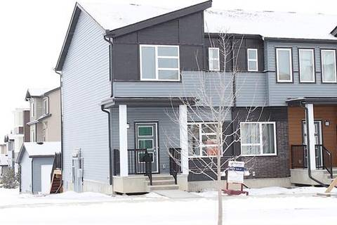 Townhouse for sale at 148 Lucas Blvd Northwest Calgary Alberta - MLS: C4286684