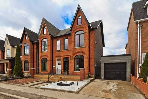 Townhouse for sale at 148 Mulock Ave Toronto Ontario - MLS: W4444596