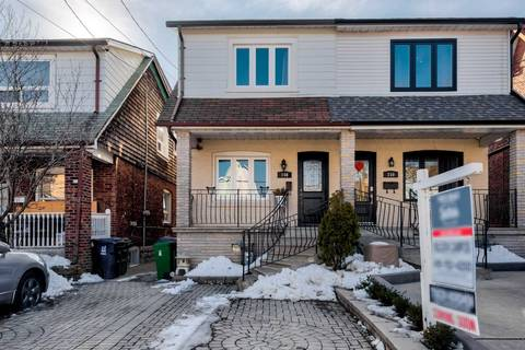 Townhouse for sale at 148 Prescott Ave Toronto Ontario - MLS: W4699811