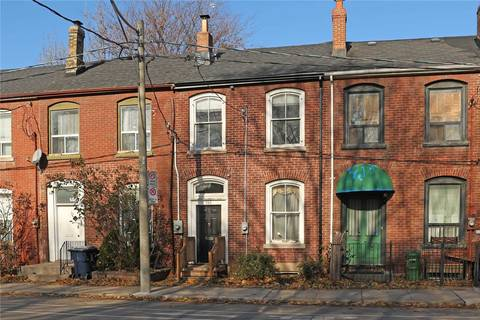 Townhouse for sale at 148 Shuter St Toronto Ontario - MLS: C4641247