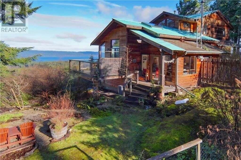 House for sale at 148 Trincomali Hts Salt Spring Island British Columbia - MLS: 421746
