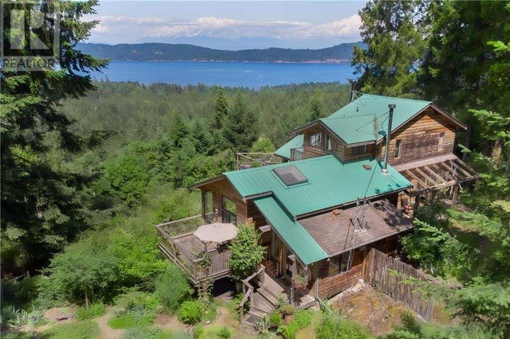 House for sale at 148 Trincomali Hts Salt Spring Island British Columbia - MLS: 426970