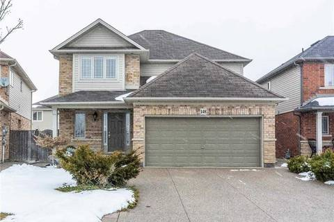 House for sale at 148 Valiant Circ Hamilton Ontario - MLS: X4692964