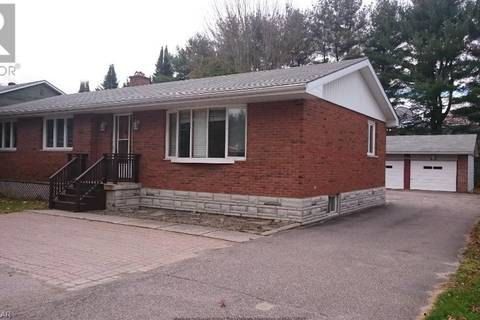 House for sale at 148 Wellington St Bracebridge Ontario - MLS: 207170