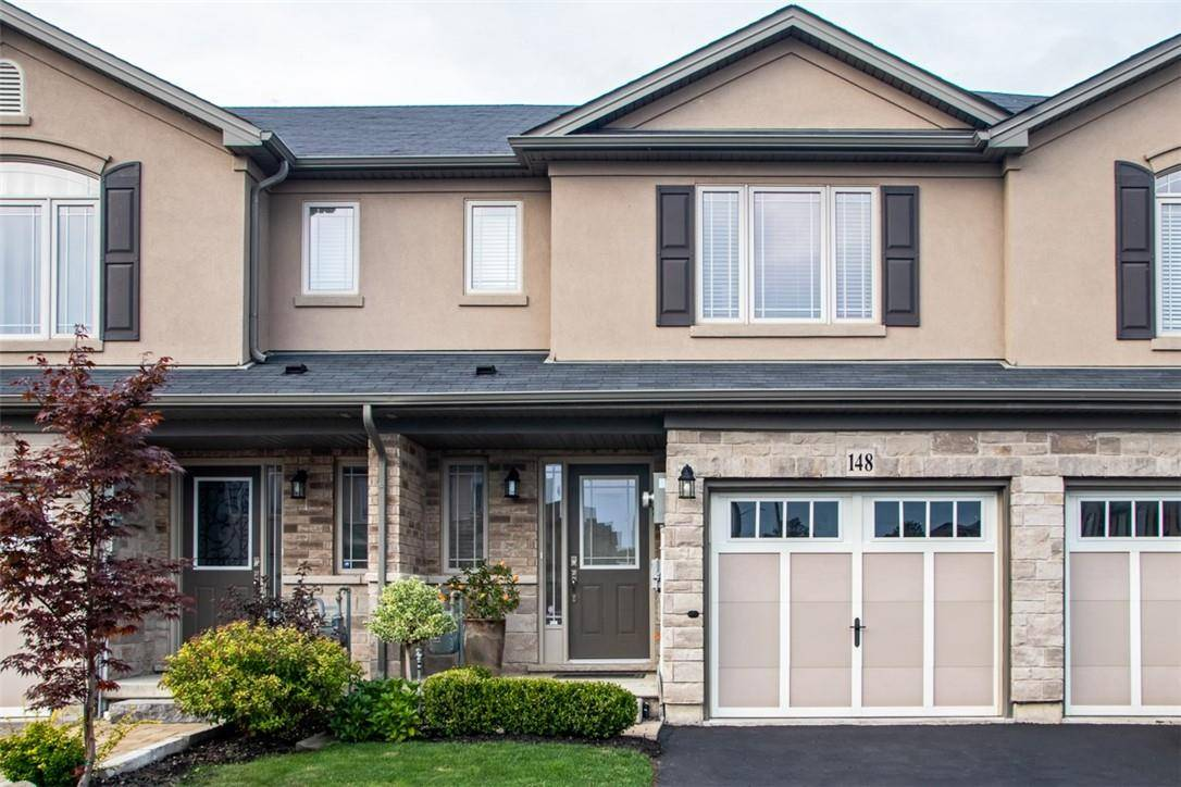 Townhouse for sale at 148 Westbank Tr Stoney Creek Ontario - MLS: H4063287