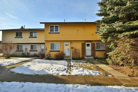 Townhouse for sale at 148 Woodstock Ct Nw Edmonton Alberta - MLS: E4135759