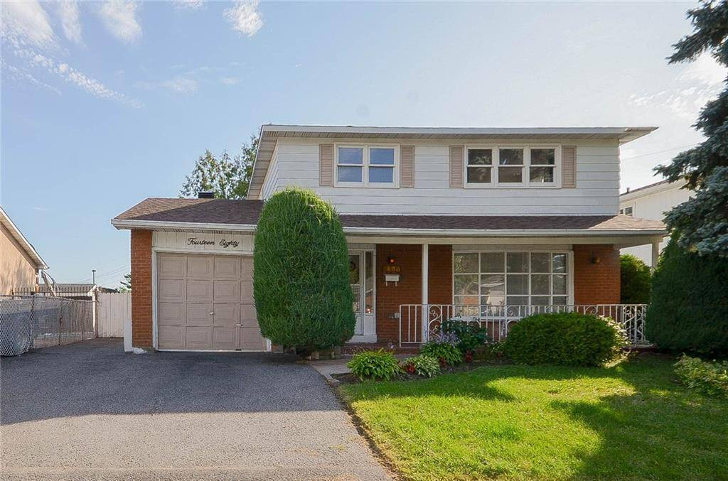House for sale at 1480 Beaverpond Dr Ottawa Ontario - MLS: 1168013