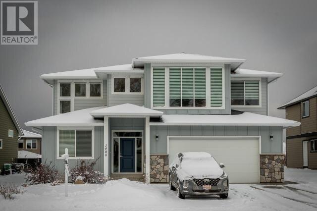 House for sale at 1480 Dunbar Dr Kamloops British Columbia - MLS: 160006