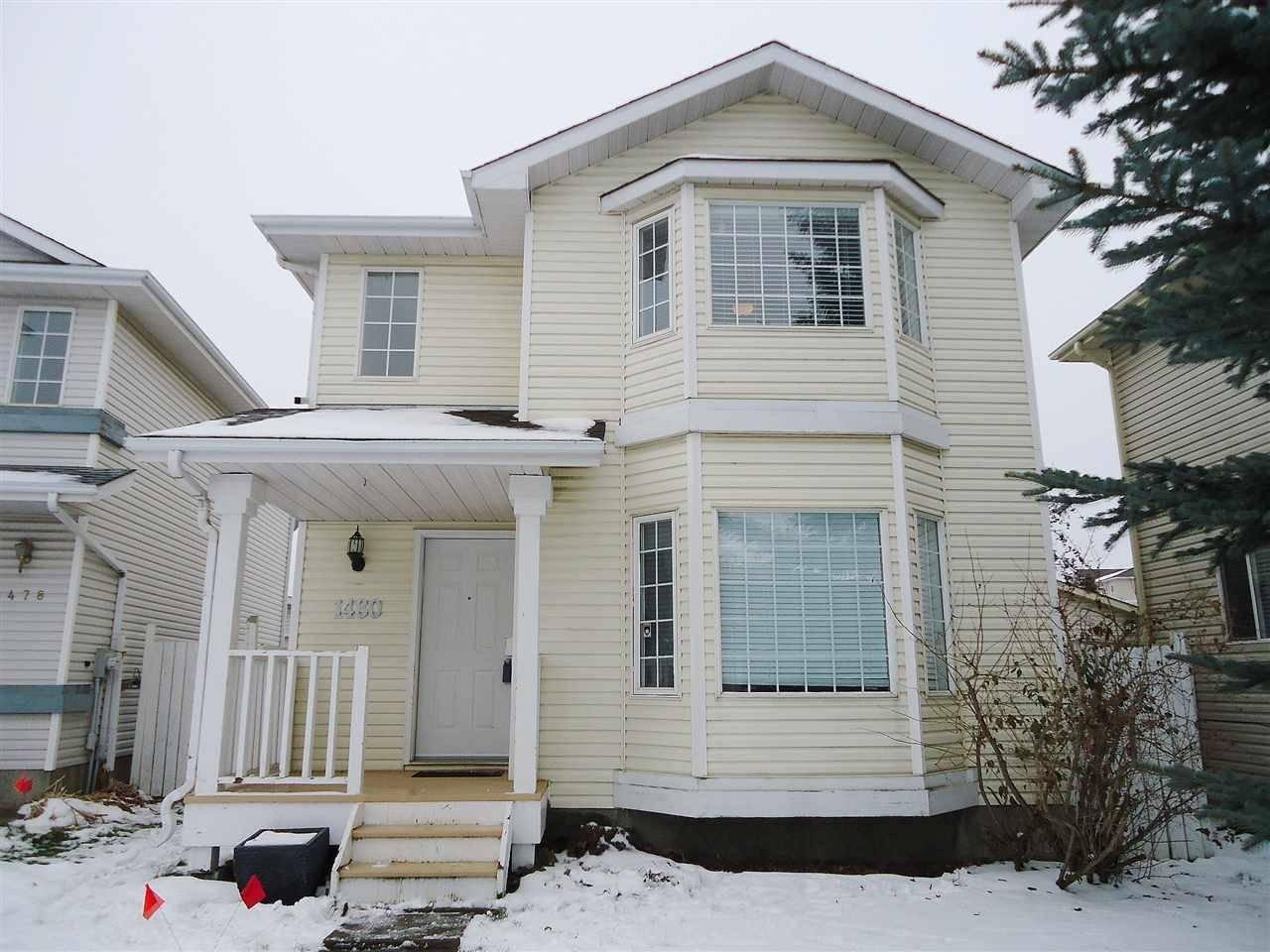 House for sale at 1480 Jefferys Cres Nw Edmonton Alberta - MLS: E4179903