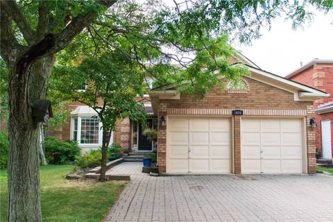 House for sale at 1480 Tanner Ct Oakville Ontario - MLS: W4555584