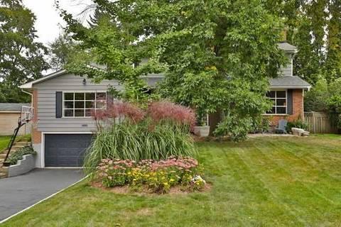 House for sale at 1480 Willowdown Rd Oakville Ontario - MLS: W4578912