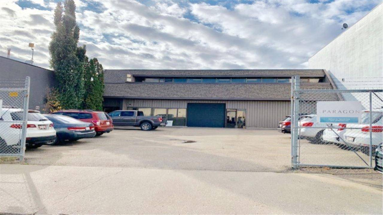 Commercial property for lease at 14805 119 Ave Nw Edmonton Alberta - MLS: E4175519