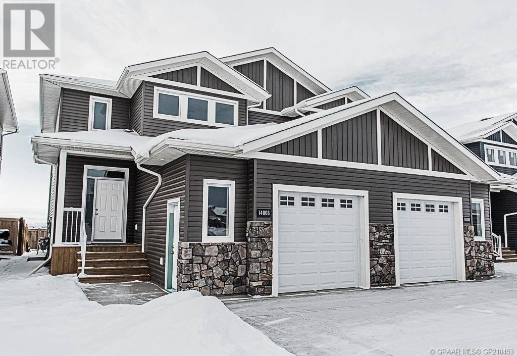 House for sale at 14808 104 St Grande Prairie, County Of Alberta - MLS: GP210453