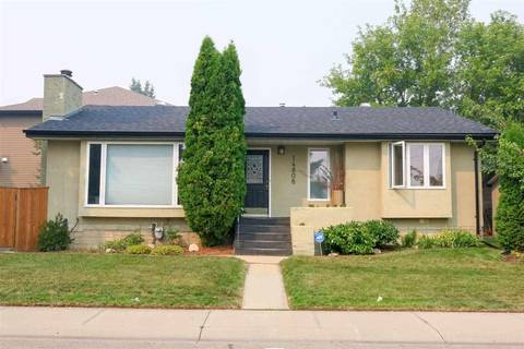 House for sale at 14808 96 Ave Nw Edmonton Alberta - MLS: E4152438