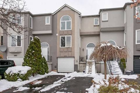 Townhouse for sale at 1481 Litchfield Rd Oakville Ontario - MLS: W4634876