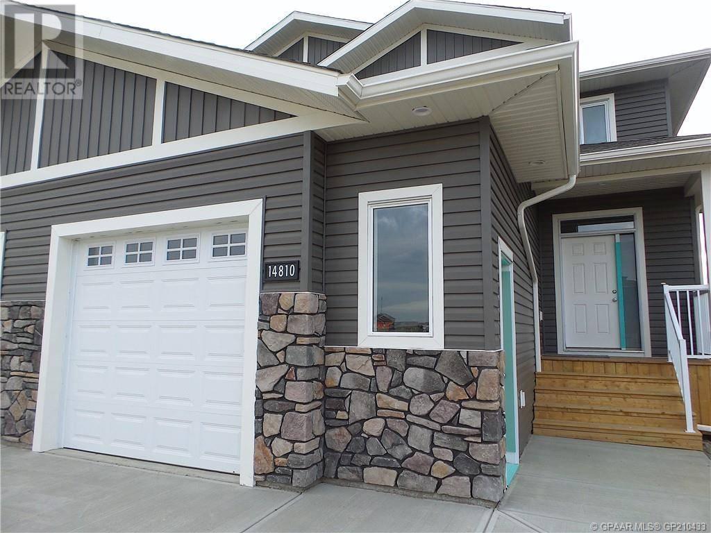 House for sale at 14810 104 St Grande Prairie, County Of Alberta - MLS: GP210433
