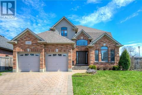 House for sale at 1482 Kirkpatrick Wy London Ontario - MLS: 189254